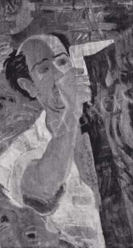 Derkovits Gyula - Bútorkészítő, 1932
