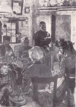 Perlmutter Izsák - Vasárnapi látogatás