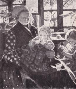 Perlmutter Izsák - Anya gyermekei közt