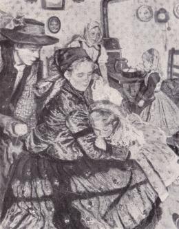 Perlmutter Izsák - A család