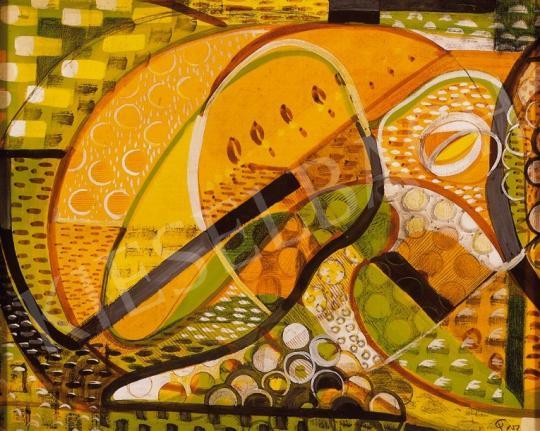 Gyarmathy, Tihamér - Fruit | 18th Auction auction / 223 Item
