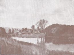 Bánovszky Miklós - Nógrádi táj, 1968