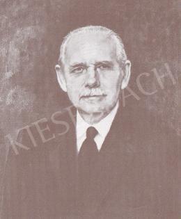 Bánovszky Miklós - Mailáth Imre arcképe, 1977