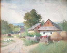 Zorkóczy Gyula - Faluszéle