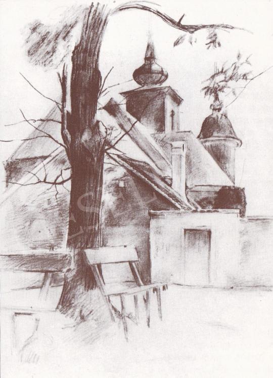 Bánovszky Miklós - Kőszegi templom festménye