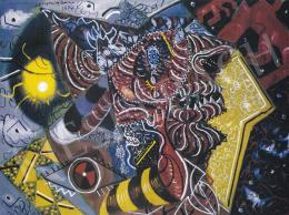 Lossonczy Tamás - Torokszorító, 1994