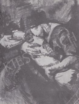 Uitz, Béla - Mother, 1914