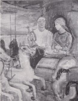 Berény, Róbert - Merry-Go-Round, 1936