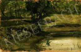 Lotz Károly - Vízpart