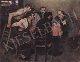Kernstok Károly - Agitátor, 1897