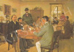 Bihari Sándor - Vasárnap délután, 1893