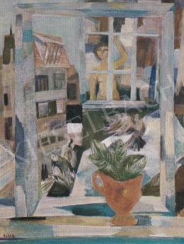 Scholz Erik - Ablakban, 1962