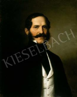 Barabás Miklós - Zoltán János, Kossuth Lajos pénzügyi államtitkárának portréja