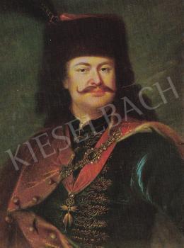 Mányoki Ádám - II. Rákóczi Ferenc