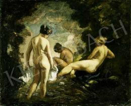 Iványi Grünwald, Béla - Nudes in the Open-Air