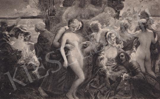 Márk Lajos - Mámor festménye