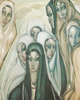 Batthyány Gyula - Las palmasi nők