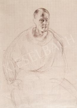 Patkó, Károly - Self-Portrait, 1923-25