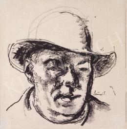 Szőnyi, István - Self-Portrait