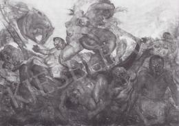 Ruzicskay György - Háború