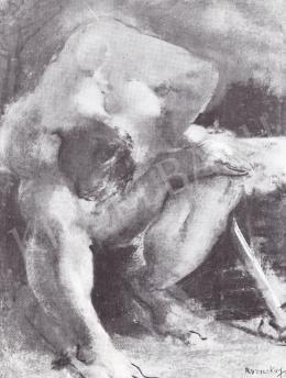 Ruzicskay György - Csüggedés