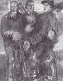 Ruzicskay György - Földmunkások