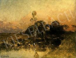 K. Spányi, Béla - Evening (Dust)