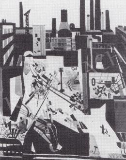 Hincz Gyula - Gyár, 1928