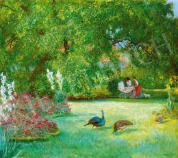 Jendrassik, Jenő - Castle Park, 1913
