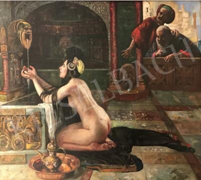 Tornai Gyula - Zsuzsanna és a vének festménye
