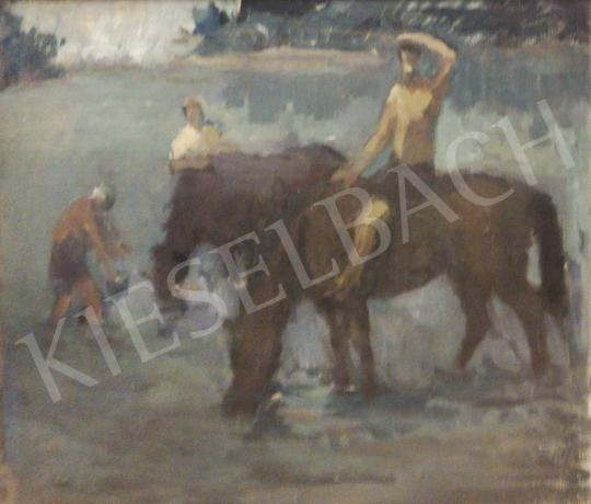 For sale Unknown painter - Riders 's painting