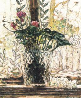 Perlmutter Izsák - Ciklámen, 1914