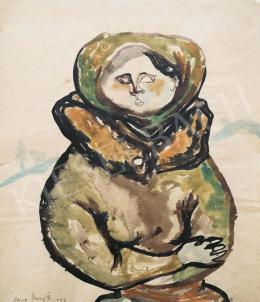 Anna Margit - Téli hangulat, 1943