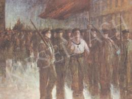 Ék, Sándor (Alex Keil) - Council - For Hungary Everyone To The Front, 1959