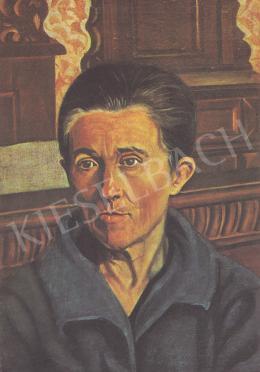 Ék Sándor - Anyám, 1924