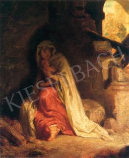 Szinyei Merse Pál - A betlehemi gyerekgyilkosság, 1866