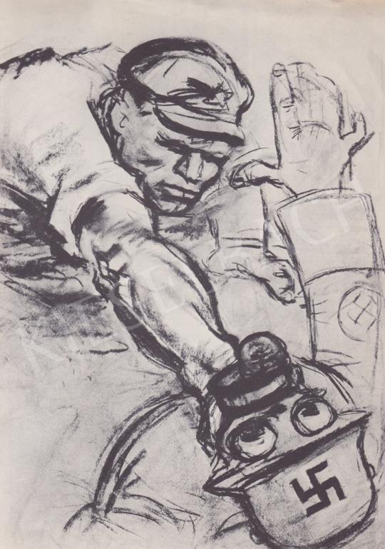 Ék Sándor - Emlékezés, 1936 festménye