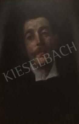 Ferenczy Károly - Herrer Cézár portréja