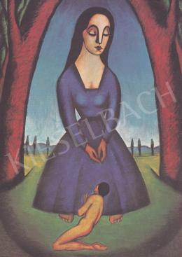 Ék Sándor - Vágyakozás, 1920