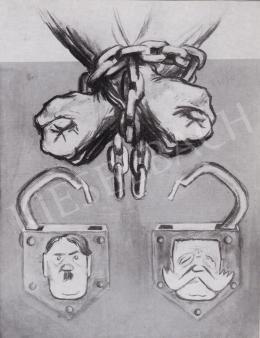 Ék Sándor - Aki őket választja, a háborút választja, 1931