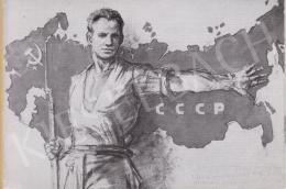 Ék Sándor - Ifjú hazafiak védjétek meg a Szovjetuniót, 1939