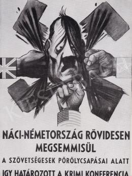 Ék Sándor - Náci-Németország rövidesen megsemmisül, 1944