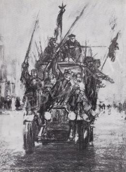 Ék Sándor - Le a háborúval.1918, 1960