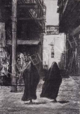 Ék Sándor - Bagdadi utca, 1960