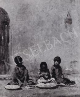 Ék Sándor - Bagdadi utcagyerekek, 1960