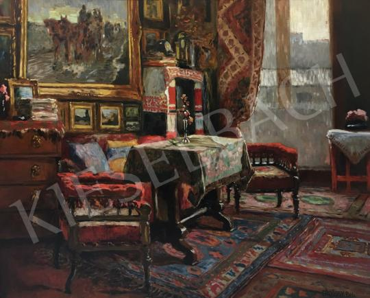For sale Erdőssy, Béla - Enterior 's painting