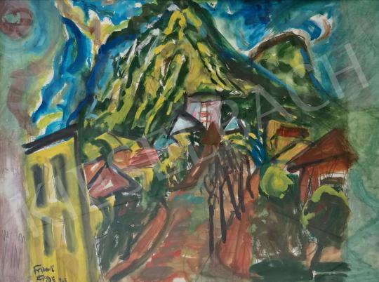 Eladó  Frank Frigyes - Sashegy 56 festménye