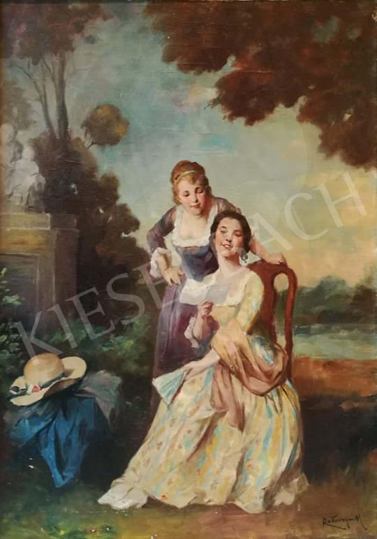 For sale Rotmann, Mozart - The Love Letter 's painting