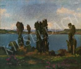 Balla Béla - Bódi tó (Nagybánya)