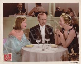Ismeretlen fotós - Ninotchka című film plakátja (Greta Garbo, Melvyn Douglas és Ina Claire), 1939